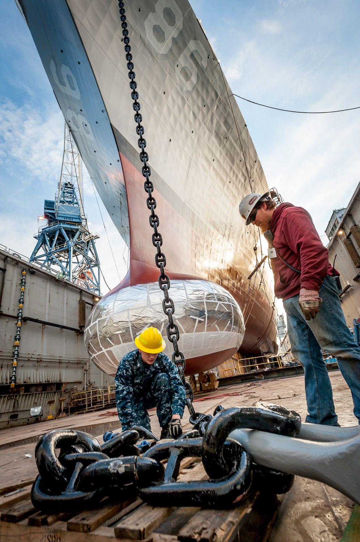 Vigor Shipyards, Seattle