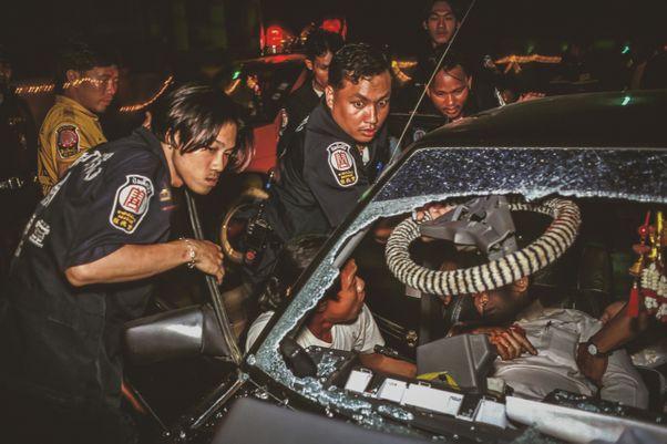 The Body Snatchers. Bangkok, Thailand.