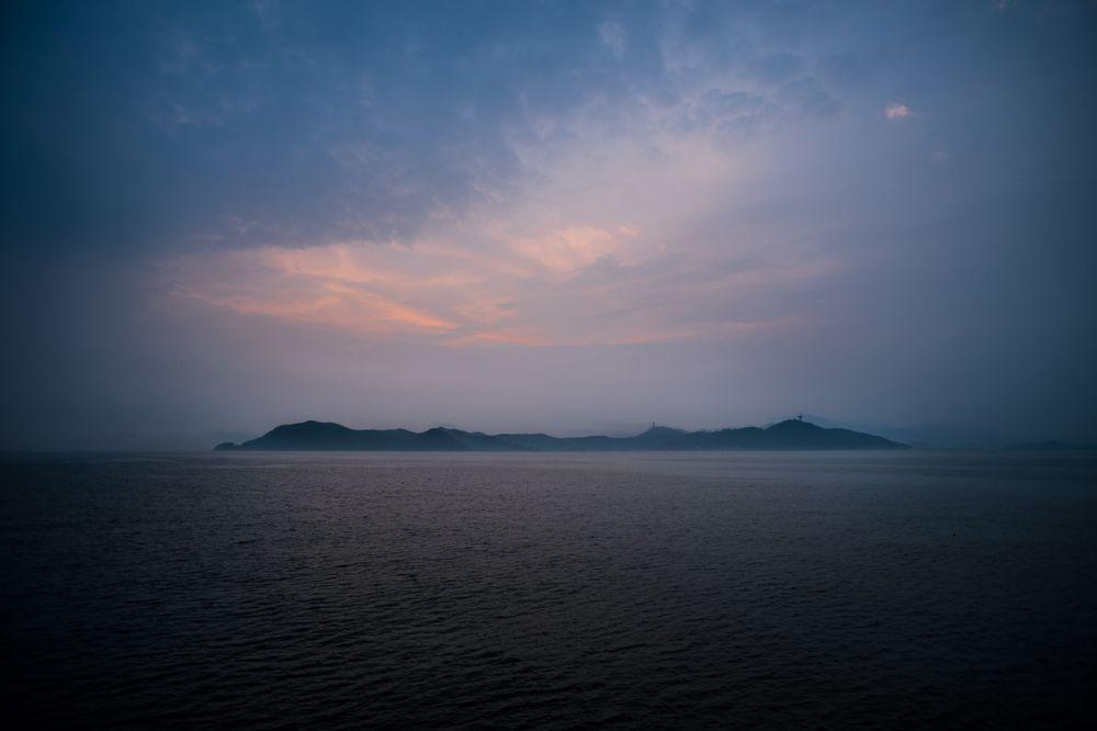 Wando Island, Korea
