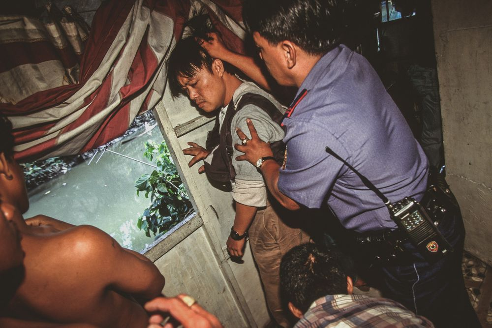 Drug War in the Philippines