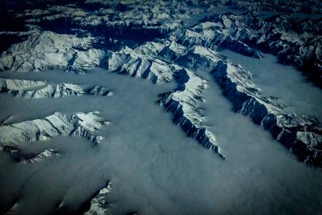 North Cascade Mountains. Washington