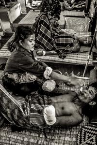 Landmines, Cambodia