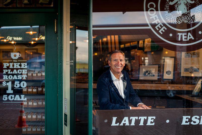 Howard Schultz, Starbucks