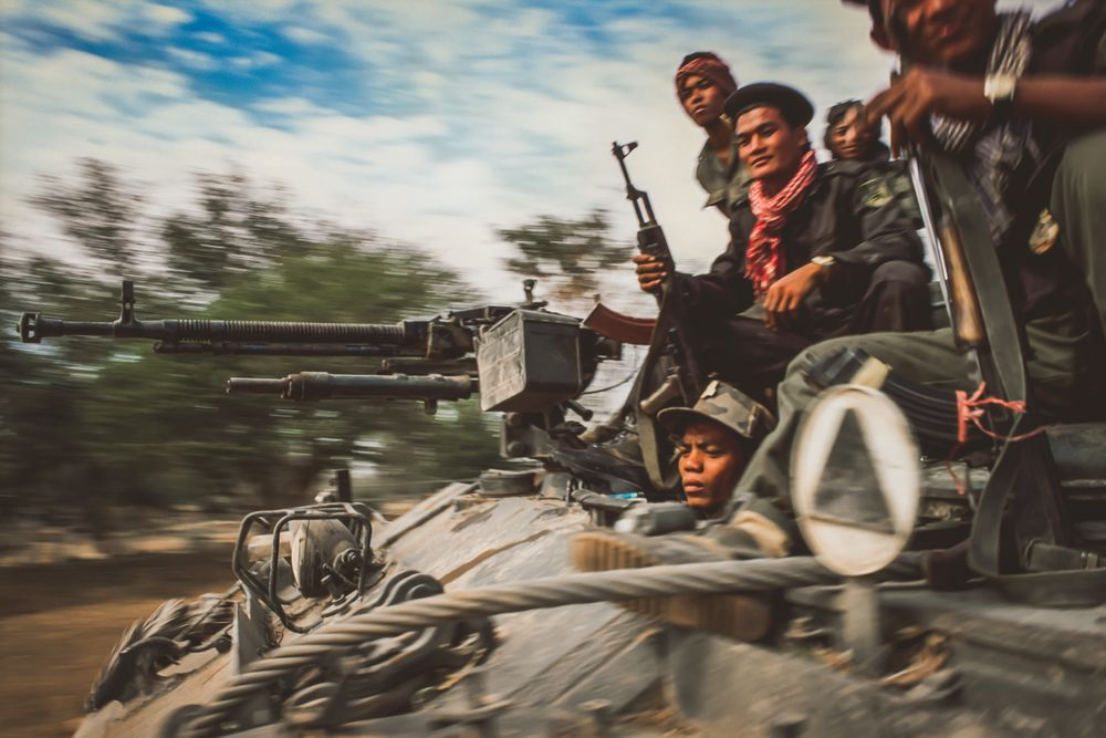 Cambodian Civil War