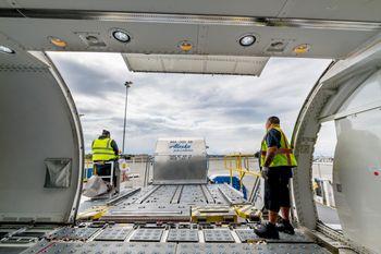 Alaska Air Cargo. Anchorage, AK