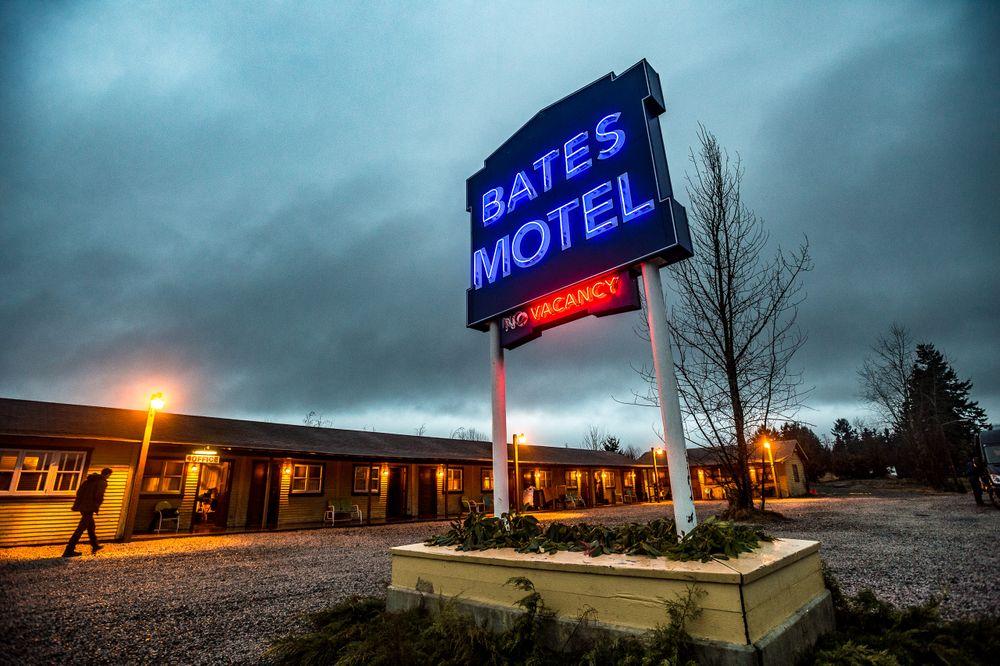 Bates Motel. B.C., Canada