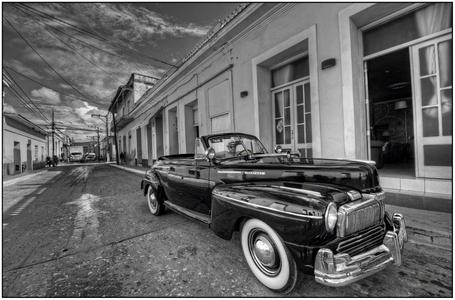 Classic Mercury Automobile