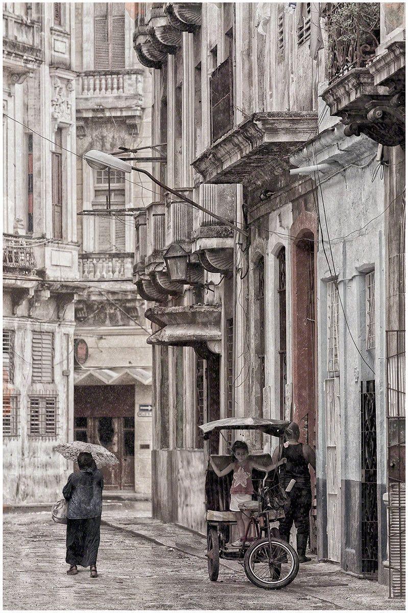 Rainy Day Central Havana
