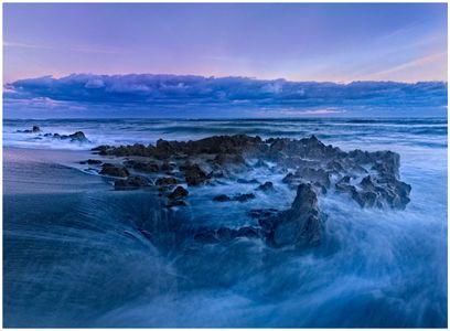 Sunrise on Jupiter Beach