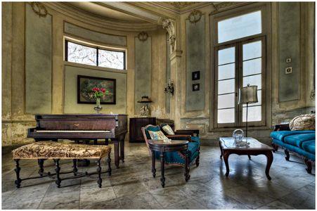 Old Havana Mansion