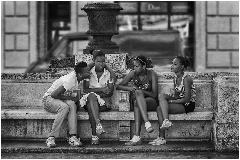 Hanging Out Central Havana