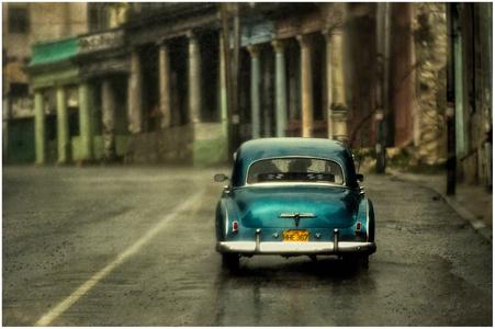 Crusin In Cuba
