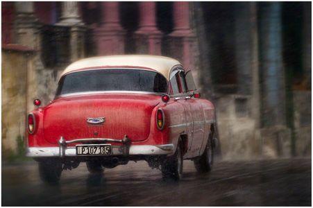 Classic Cuban Chevy