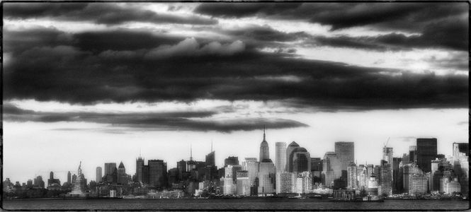NYC Skyline post 9/11