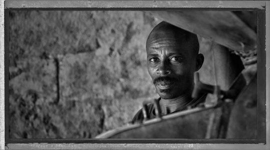 Corn Mill Worker