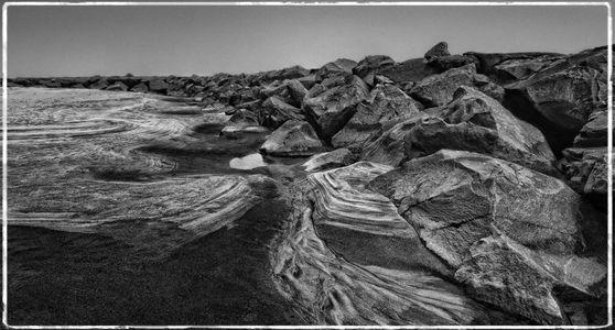 Rocks Asbury Park