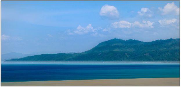 View From Jeremie, Haiti