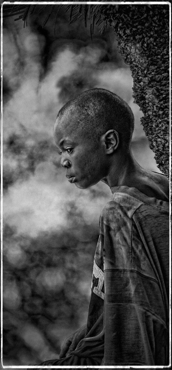 """Burden Of Haiti's Future"""