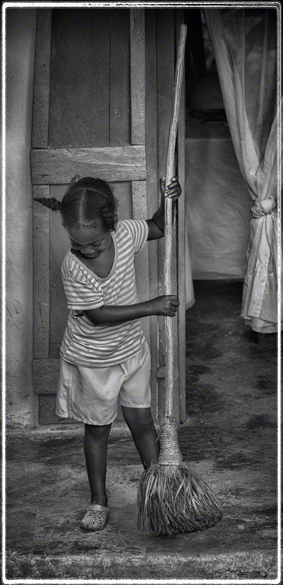 """Little Haiti Lady"""