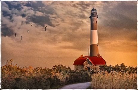 """Fire Island Lighthouse"""