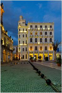 Night Scene Havana, Cuba