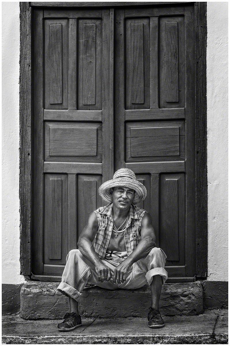Street Portrait, Old Havana