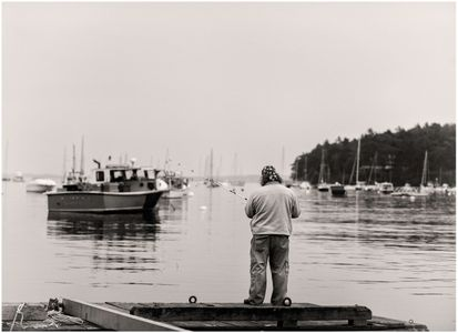 Fishing in Maine