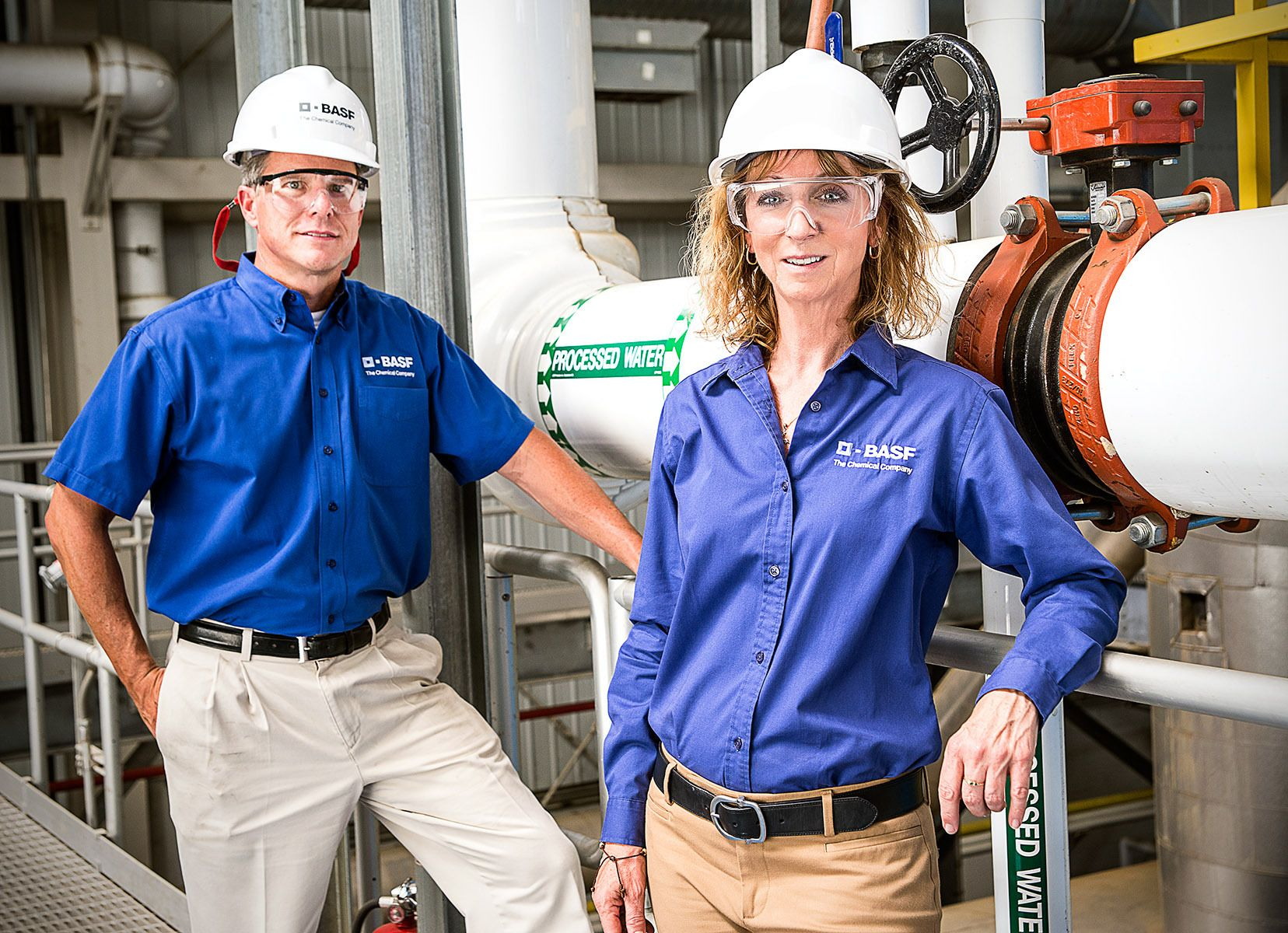 Corporate Portrait, Water Treatment Plant