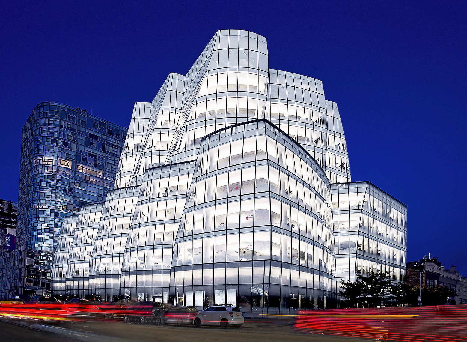 IAC Building (InterActive Corp.)