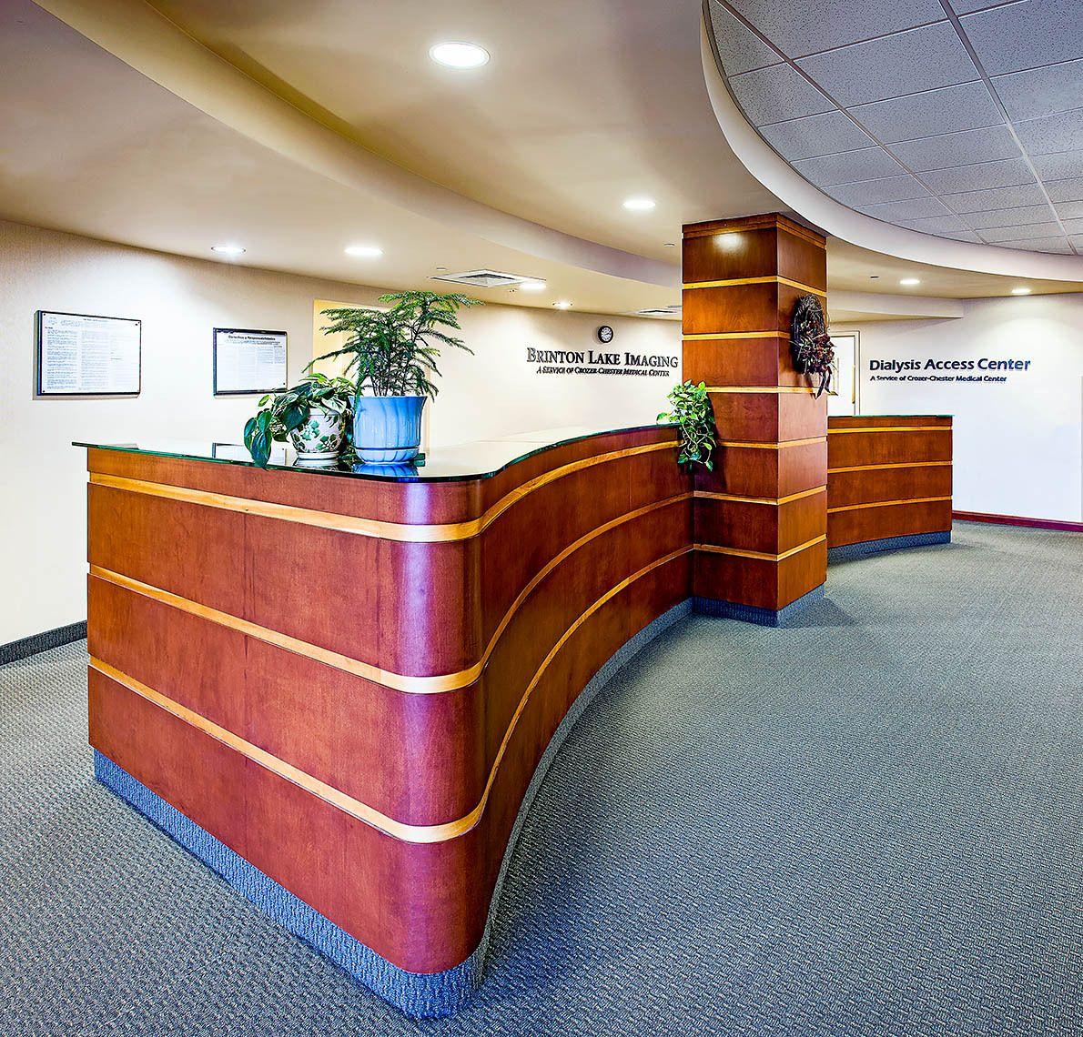 Medical Office Reception, Glen Mills, PA