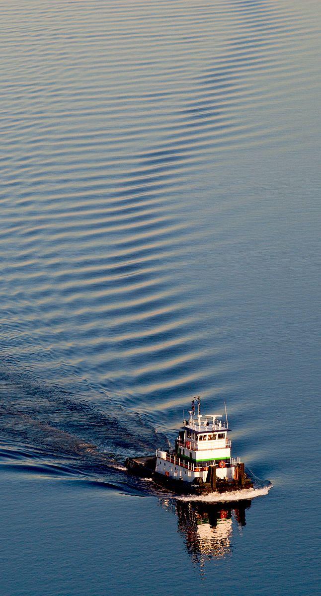 Tug Boat, Delaware River, Philadelphia, PA