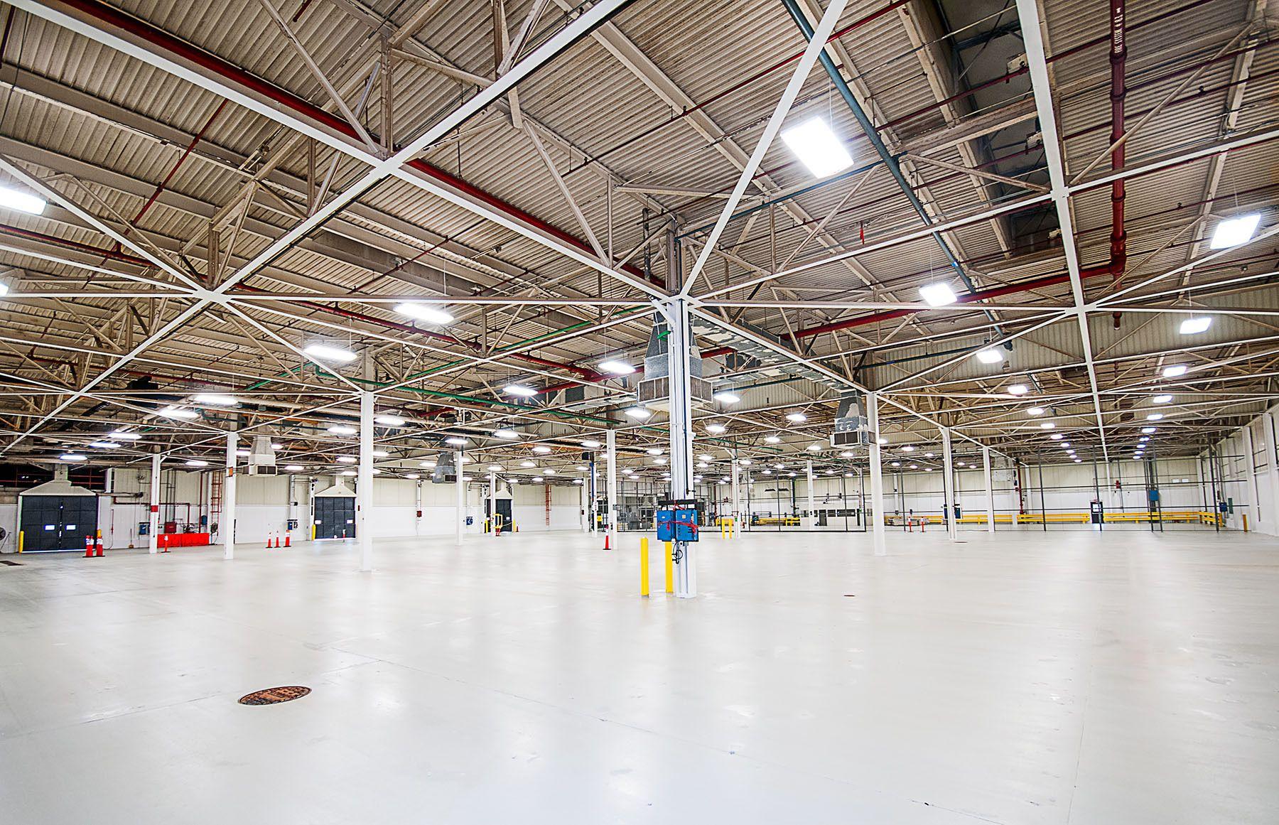 Warehouse Interior, Wilmington, DE