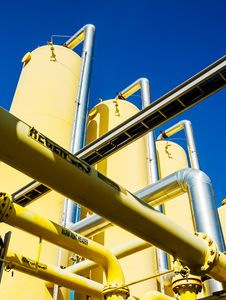 Natural Gas Distribution Facility