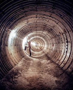 Drainage Tunnel Construction
