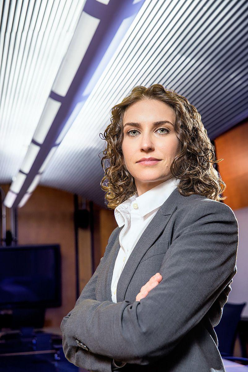 Editorial Portrait