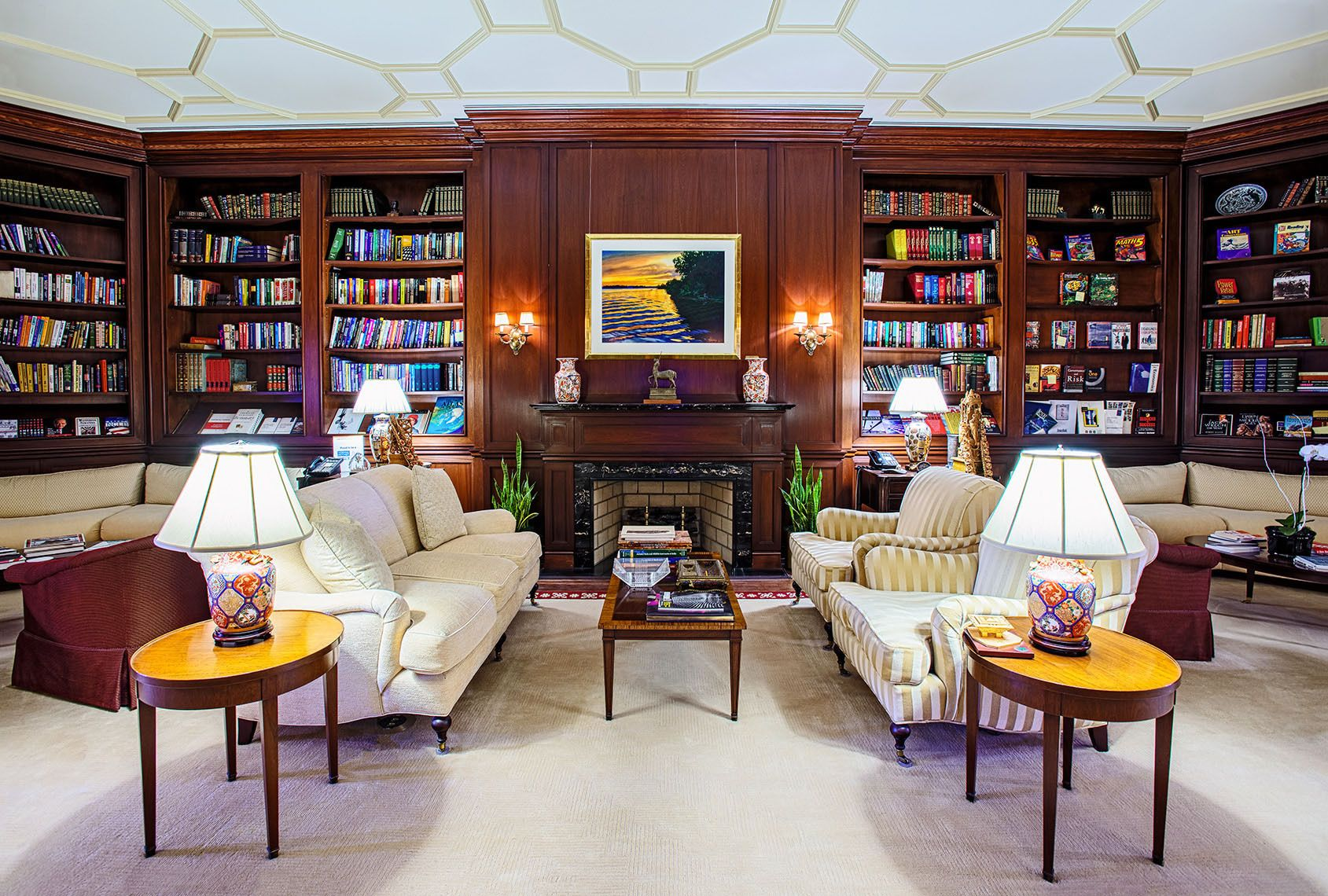 Executive Lounge, 1221 Ave. of the Americas, New York, NY