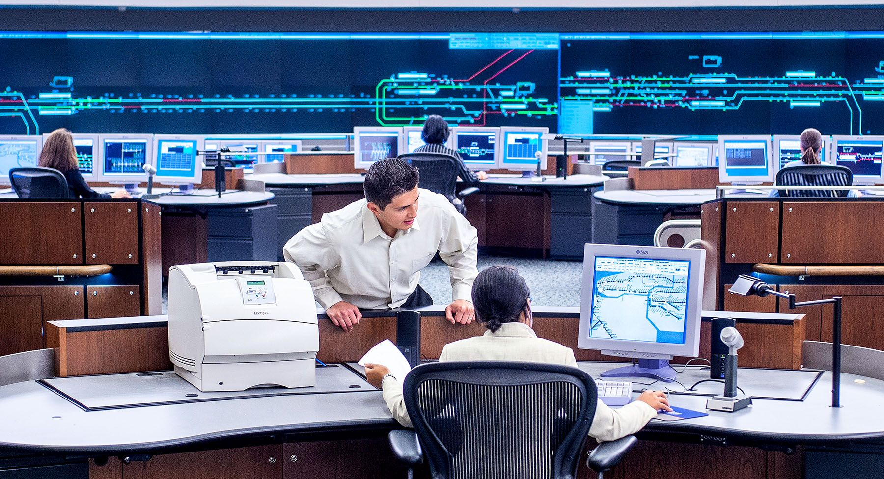 Transportation Control Center