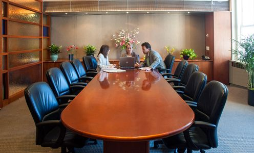 Conference Room, 45 Rockefeller Center, New York, NY