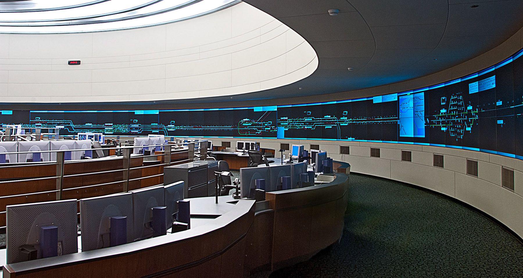 Transportation Control Center, New York, NY
