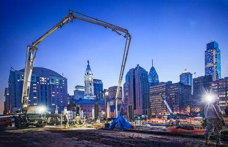 Pennsylvania Convention Center expansion, Philadelphia, PA
