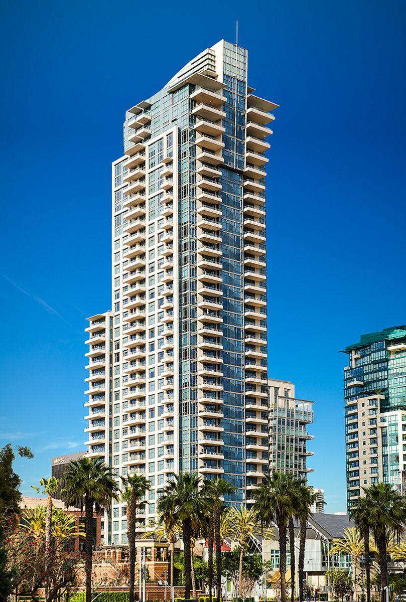 The Pinnacle Marina Tower, San Diego, CA