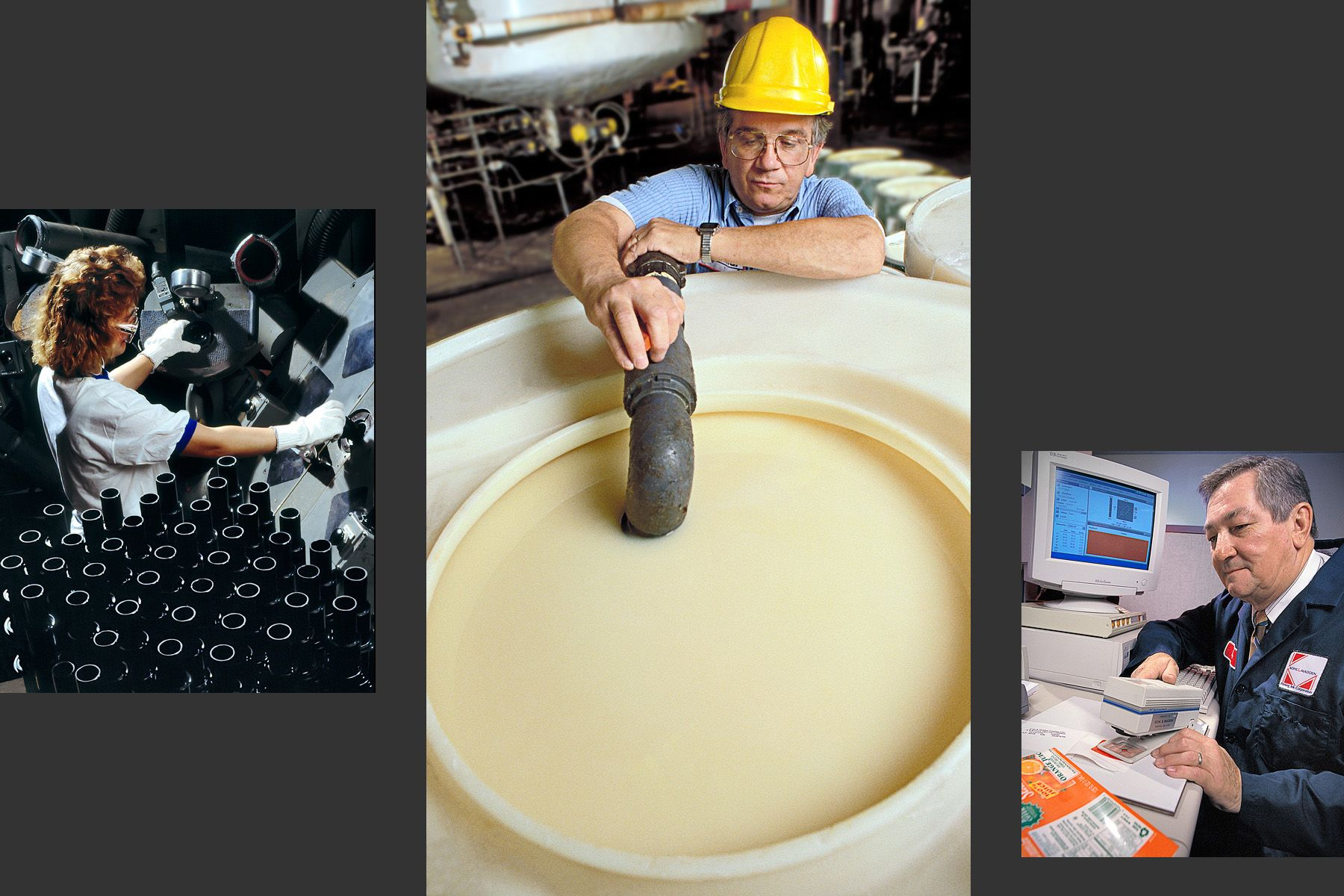 Plastic Molding;  Adhesives Production;  Process Quality Control
