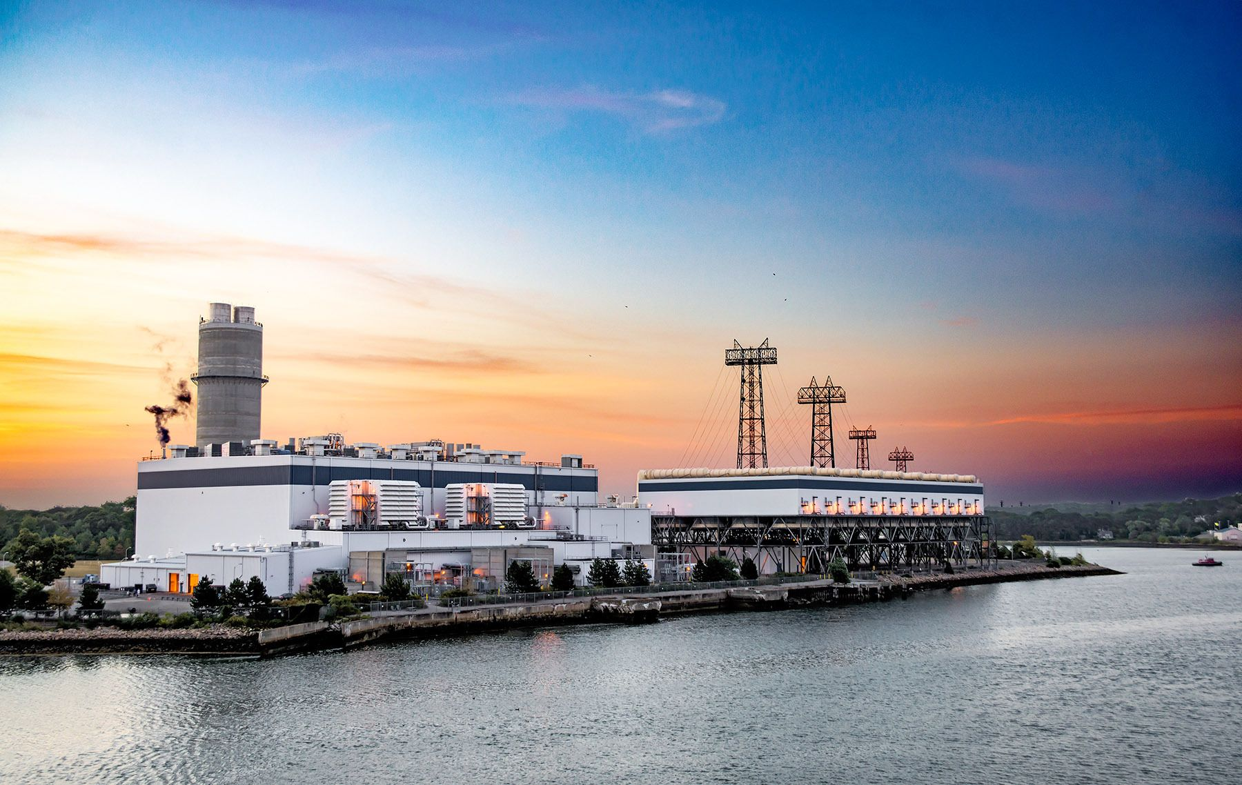 Fore River Energy Center
