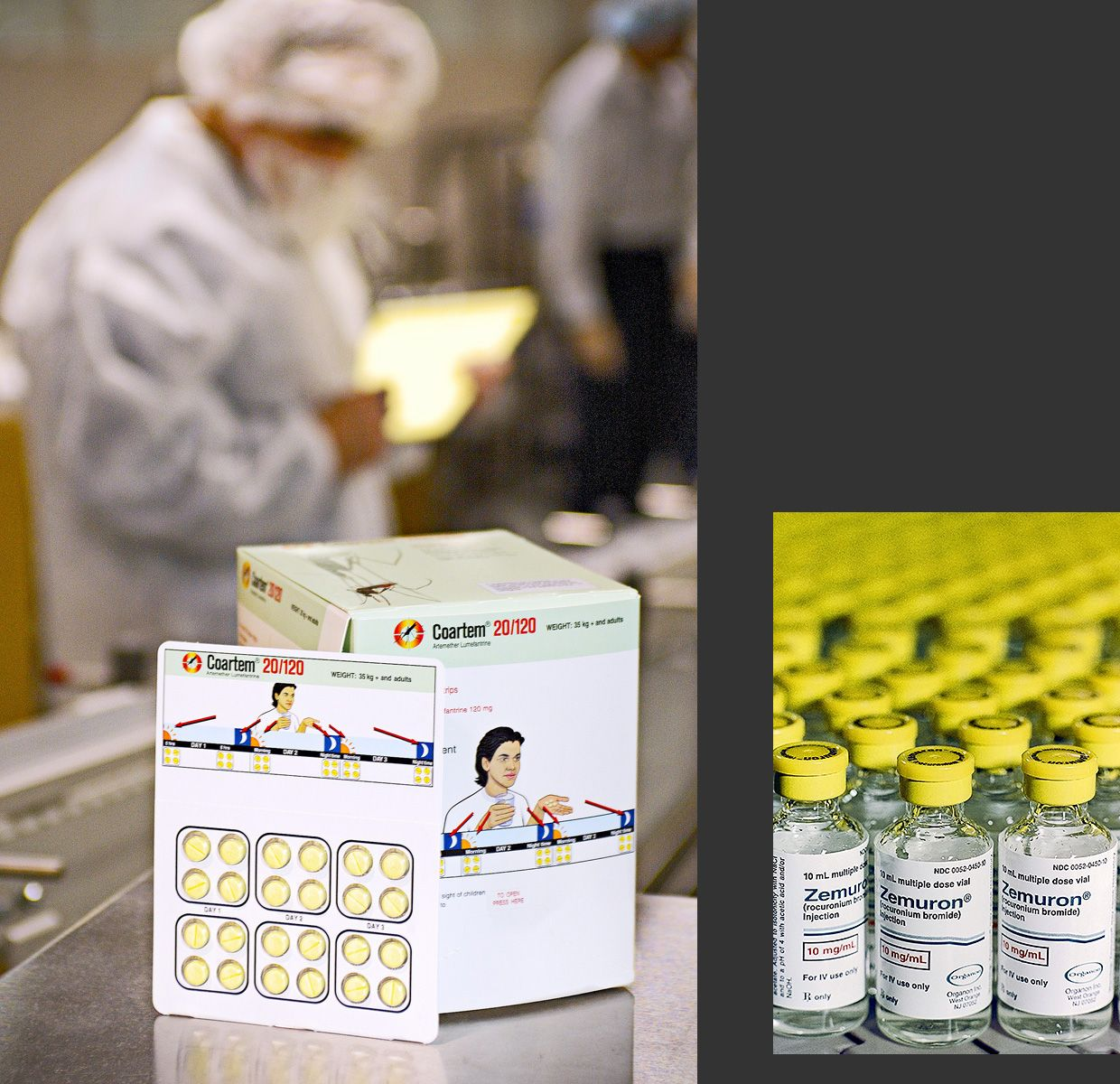 Pharmaceutical Production Lines