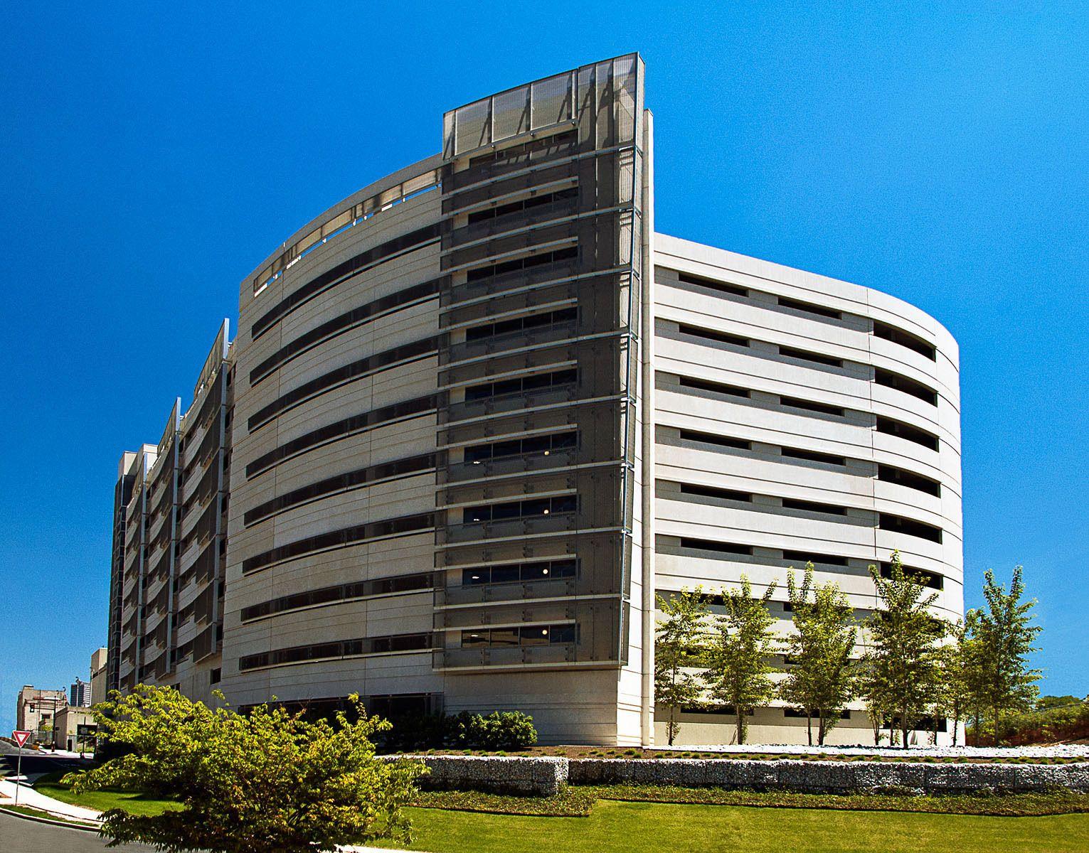 Health Sciences Parking Garage, Univ. of Pennsylvania, Philadelphia, PA