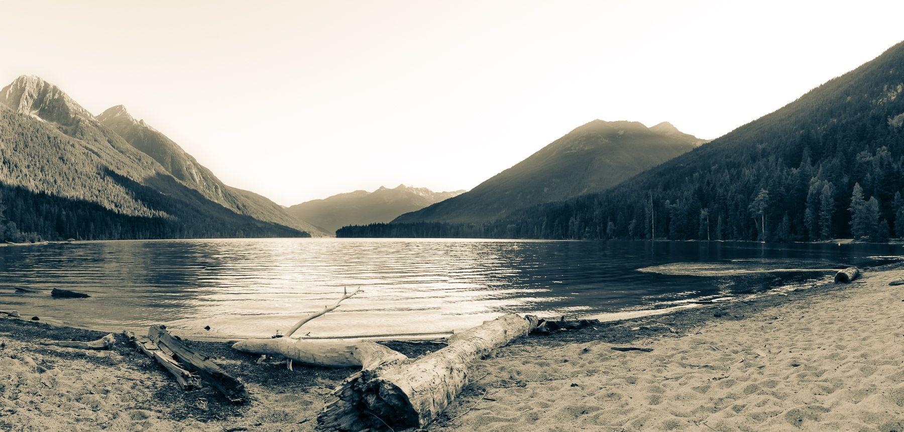 Birkenhead Lake, British Columbia