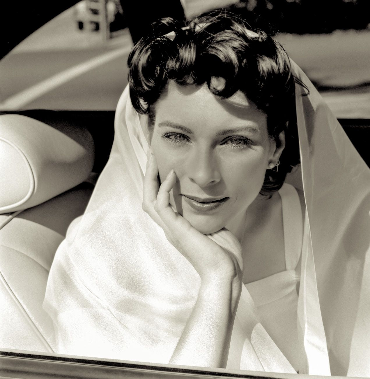 Amanda the Bride