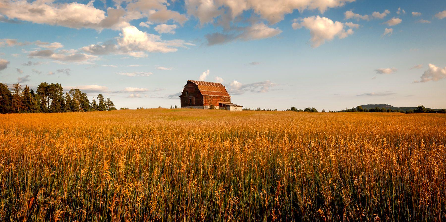 Farm House   Ontario  CANADA