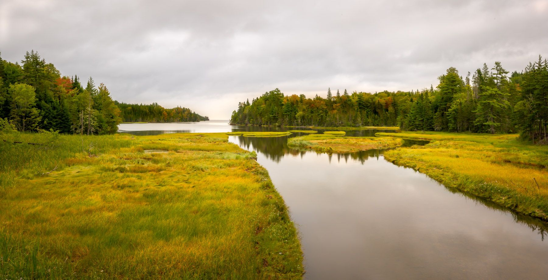 Cabot Trail, Novia Scotia  CANADA