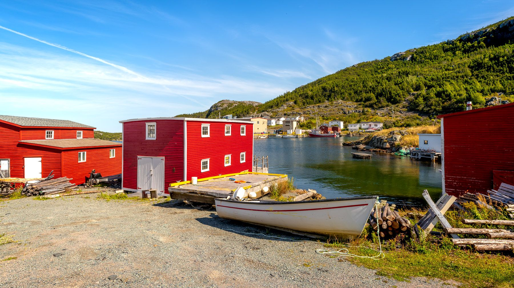 Salvage, Newfoundland  CANADA